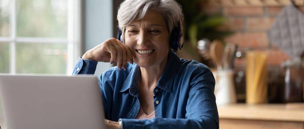 La vita digitale comincia a sessant'anni