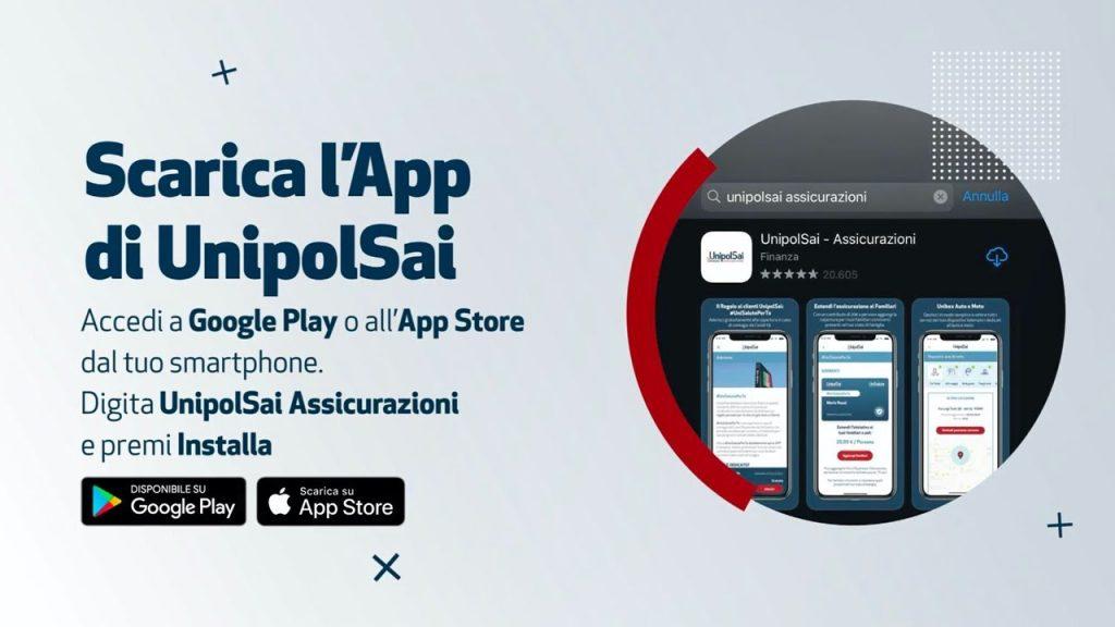 Scarica l'App UnipolSai